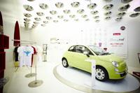 FIAT × バンタンデザイン研究所