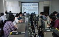 Windows8 × バンタンゲームアカデミー